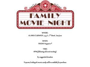 ACW Movie Night